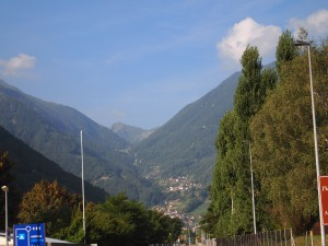 Out of Martigny