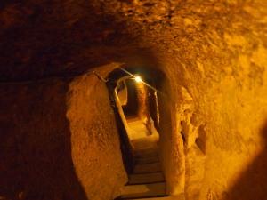 Kaymakli tunnel